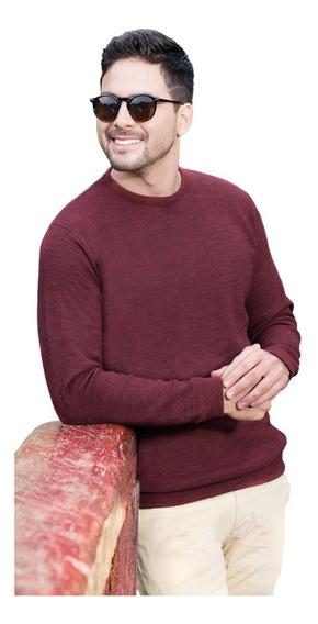 Buzo O Saco Polo Hombre ( Cuello Redondo ) Producto Nacional