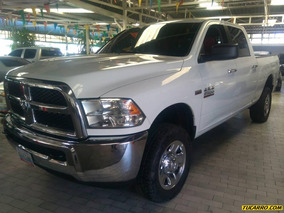 Dodge Ram Pick-up 2500 Dob. Cab. Slt 4x4 - Automatico