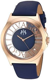 Reloj Casual De Cuarzo Suizo Fun Swiss De Jivago Color Azul