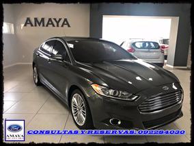 Amaya Ford Fuison 2015 Igual A Nuevo - Contacto: 092284030