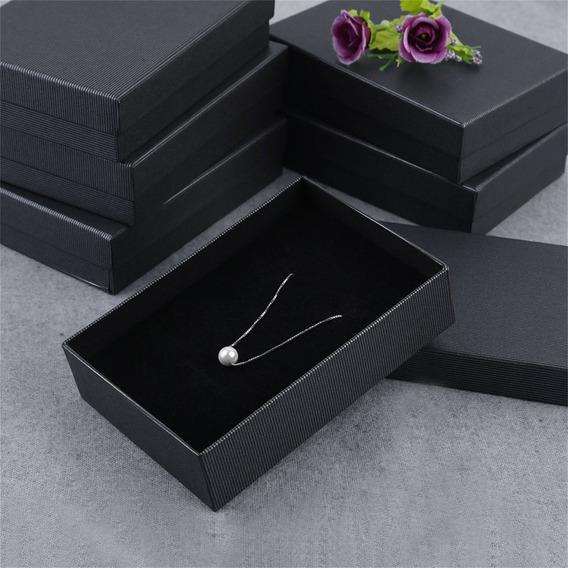 6 Pcs Escuro Listra Ornamentos Boxes Acondicionamento Dom Ca