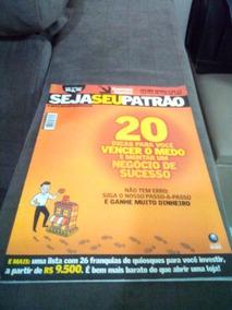 Revista Seja Seu Patrao, N°12, Em Perfeito Estado.