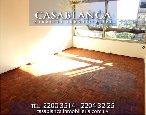 Casablanca - Piso Alto, Espectacular  Vista A La Ciudad