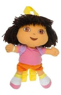 Muñeca Dora The Explorer Doll 14 Plush Backpack Doll
