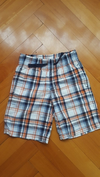 Bermuda Gymboree Talle 4 Impecable