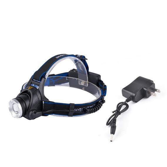 Dc3.7v 10w Led H-ead Light 3 Modos De Efeitos De Ilumina??o
