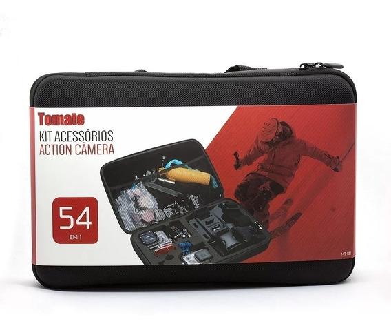 Kit Acessórios Câmera Action 54 Em 1 Fabricante Tomate