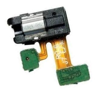 Conector Fone Ouvido P2 Microfone Flex J4 J400 J400m Orig