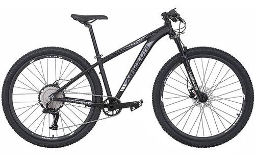 Imagem 1 de 4 de Bicicleta 12v Absolute Wild 29 Preta/cinza Trava No Guidão