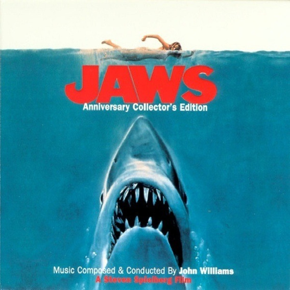 Soundtrack Jaws Cd Nuevo Importado Original