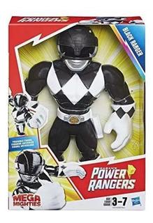 Mega Mighties Power Rangers, Ranger Negro, Marca Hasbro