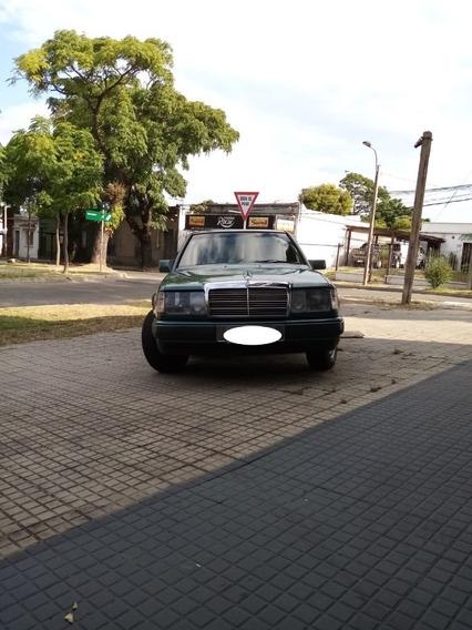 M. Benz 300 Diesel Full 1989 Con 5ta