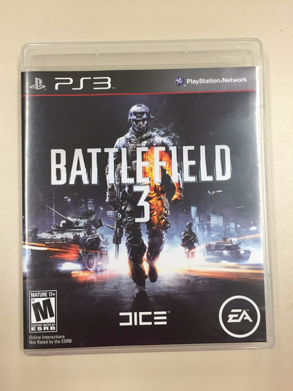 Battlefield - Jogo Ps3 - Playstation 3 - Original