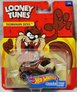 Hot Wheels Tasmanian Devil Taz Cod. 412840