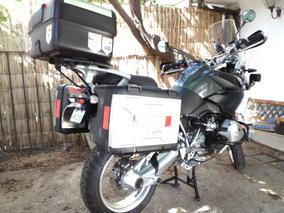 Esta Es La Moto Para Los Viajes De Tus Sueños, Bmw R 1200 Gs