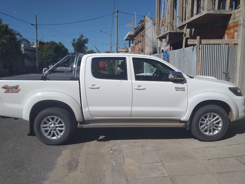 Toyota Hilux Srv 2013 4x4 Impecable!!