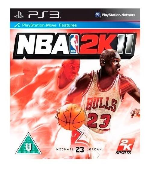 Game - Nba 2k11 - Ps3