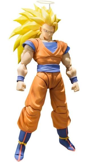 Super Saiyan 3 Son Goku - Dbz - S.h.figuarts - Bandai