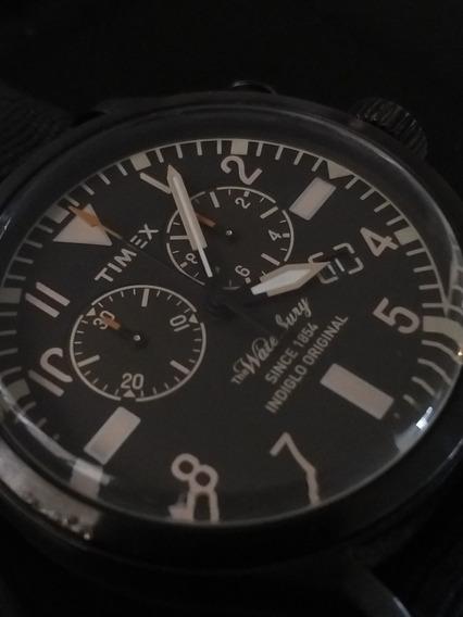 Timex Redwing Waterbury Serie Limitada E.u.a = Crono Seiko