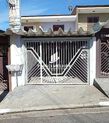 Sobrado Para Venda No Bairro Jardim Popular, 3 Dorm, 1 Suíte, 2 Vagas, 110 M.so1217 - So1217