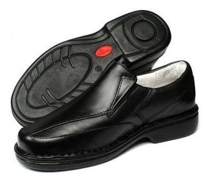 Botinha Sapato Social Antstress Extra Confortavel Original