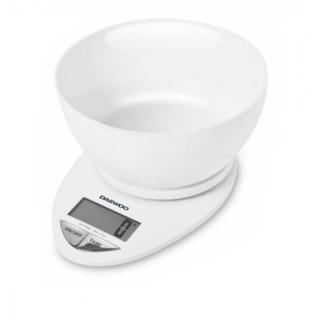 Balanza Cocina Daewoo Ks7150 Digital C/bowl 3kg Otero Hogar