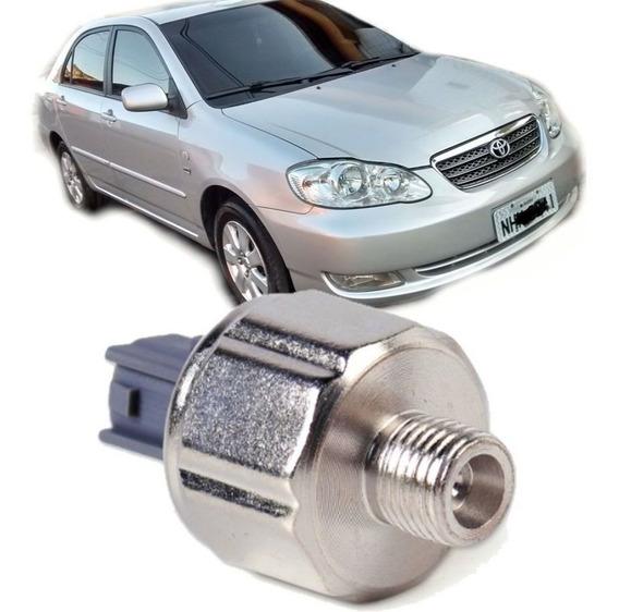 Sensor De Detonação Corolla 1.8 Até 1998 E Camry Novo