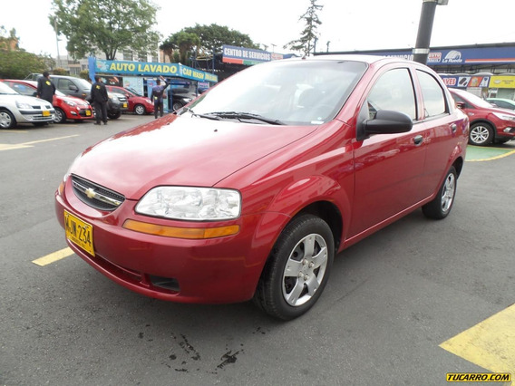 Chevrolet Aveo Family Aa