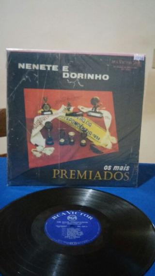 Lp Nenete E Dorinho,os Mais Premiados,anos 60!!