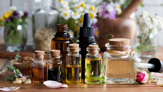 Nuevos Aceites Esenciales, Aromas Y Fragancias