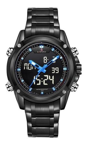 Relógio Masculino Naviforce Promoção Frete Gratis