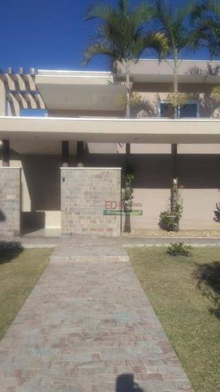 Sobrado Com 4 Dormitórios À Venda, 302 M² Por R$ 1.250.000 - Nossa Senhora Do Perpétuo Socorro - Pindamonhangaba/sp - So1167