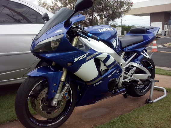 Yamaha R1 2001 Para Retirada De Peças