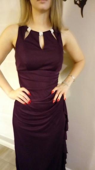Hermoso Vestido Largo De Fiesta Para Mujer. Importado De Usa