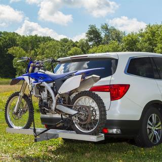Rack De Carga Para Motocicleta
