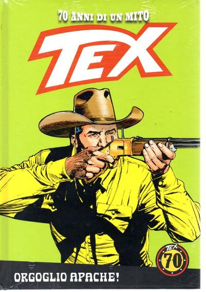 Tex 70 Anni Di Un Mito 50 - Com Album - Bonellihq Cx186 M20