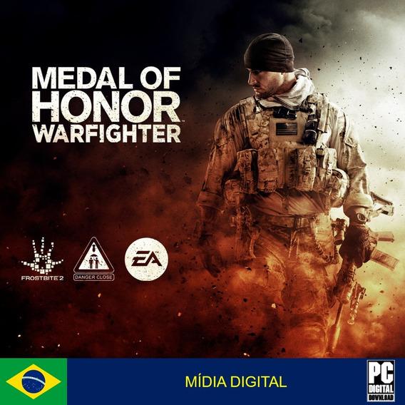 Medal Of Honor Warfighter Pc Original Envio Digital Imediato