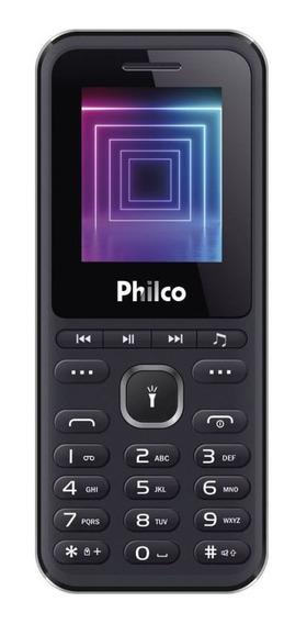 Celular Pce01 Dual Chip 1,77 2g Rádio Fm Philco Bivolt