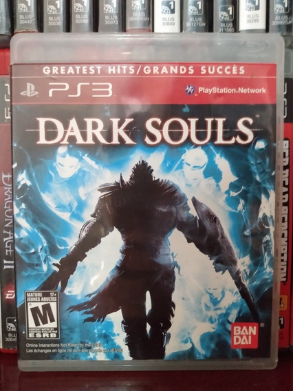 Dark Souls Original Ps3 Completo | Parcelamento Sem Juros