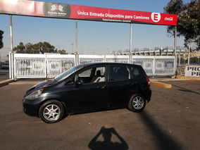Honda Fit Ex At Ba Cvt 2007