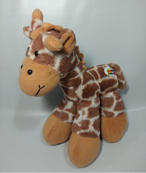 Girafa Pelúcia Mc Dia Feliz Mcdonalds Mc Donalds Mac
