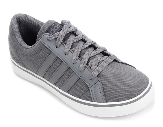 Tenis adidas Vs Pace Cinza