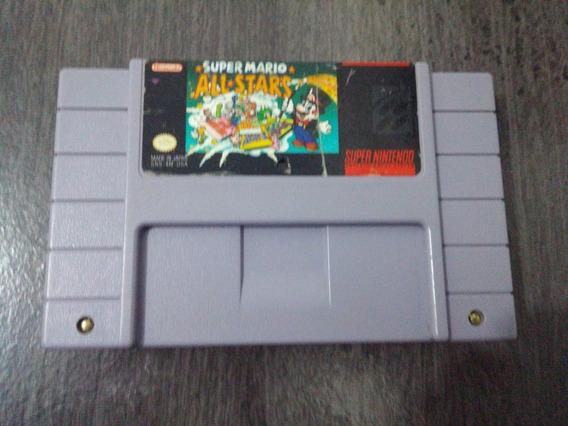 Jogo Super Mario All Stars Snes (original!)