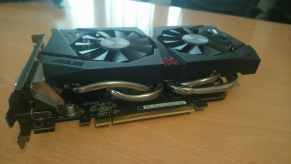 Geforce Gtx 960 Gddr5 4gb Asus Strix