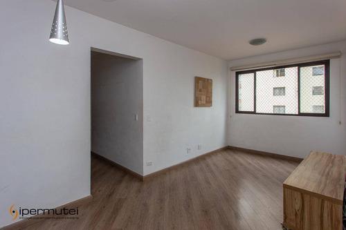 Imagem 1 de 28 de Apartamento Com 2 Dormitórios À Venda, 51 M² Por R$ 415.000,00 - Bosque Da Saúde - São Paulo/sp - Ap0994