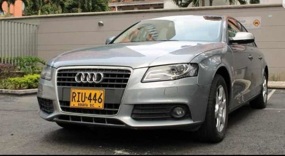 Audi A4 Modelo 2011 Con 66900km Único Dueño, Motor 1.8t Tran