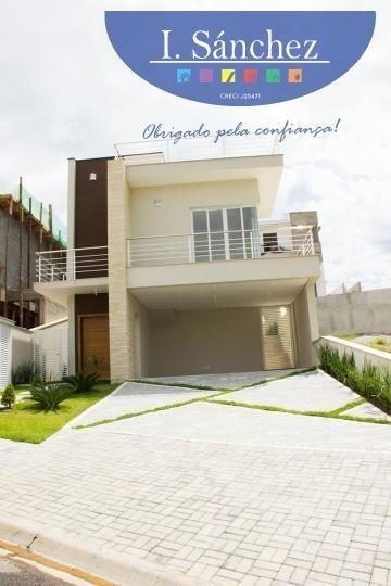 Casa Em Condomínio Para Venda Em Mogi Das Cruzes, Aruã Brisas, 3 Dormitórios, 3 Suítes, 1 Banheiro, 4 Vagas - 899