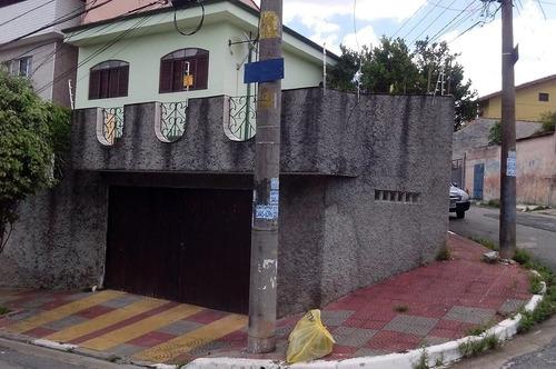 Imagem 1 de 13 de Casa Sobrado Para Venda, 3 Dormitório(s), 180.0m² - 275