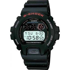 Relógios Masculino Casio Esportivo 20ba G Shock Dw-6900-1vdr