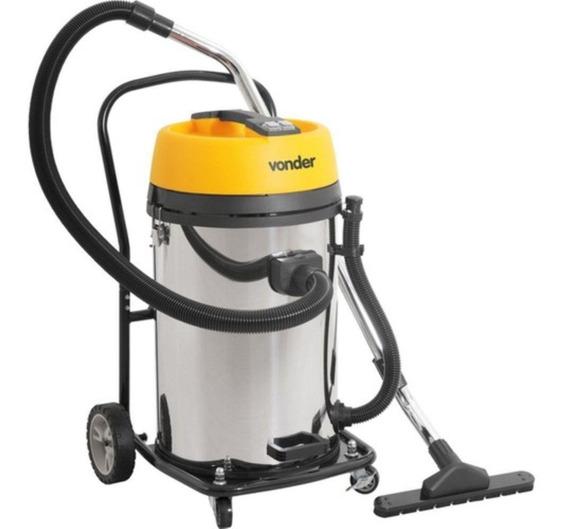 Aspirador De Pó/líquido Industrial 2400w 75l Apv2475 Vonder